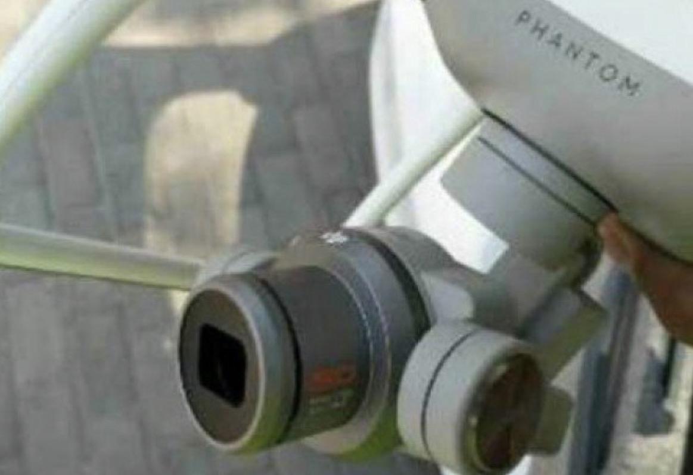 DJIの新型ドローン「Phantom 5」の画像流出? なんと交換式レンズを採用か