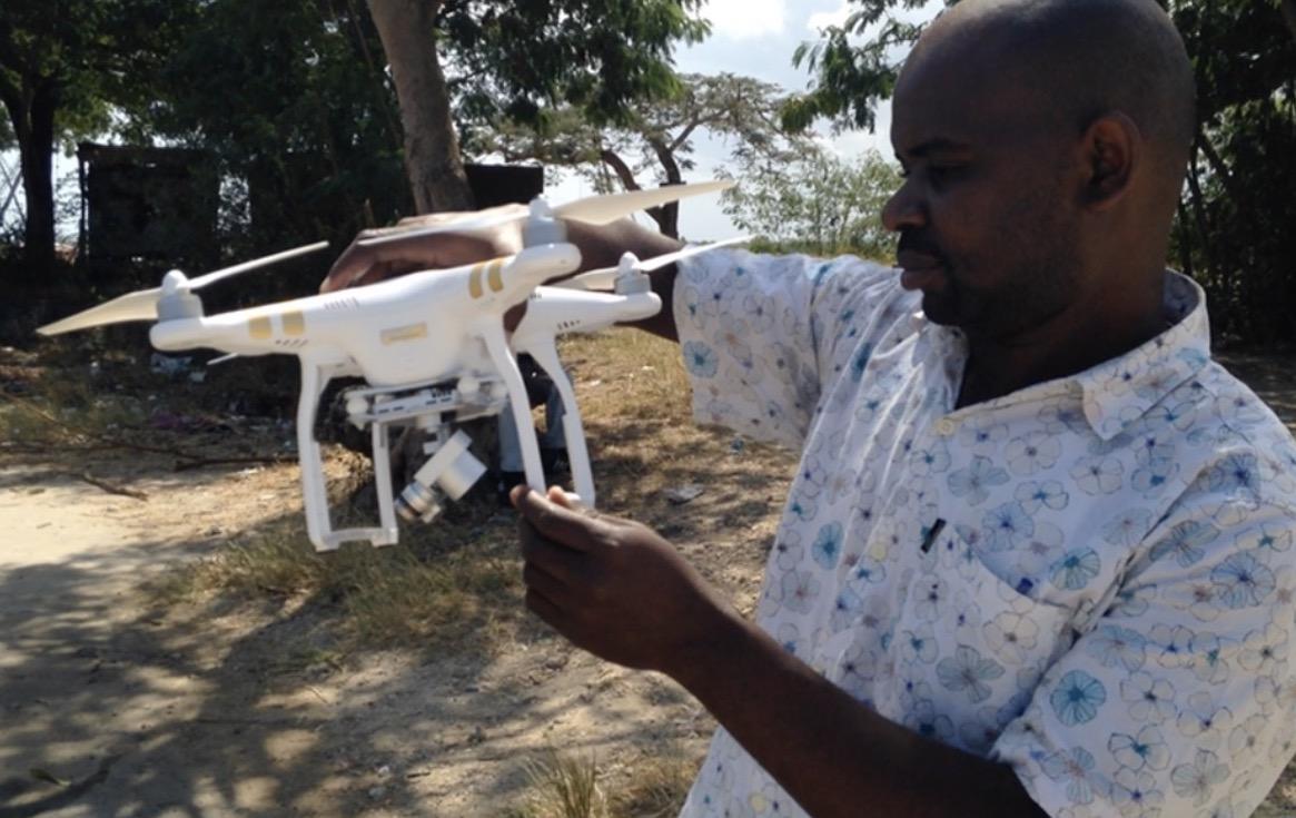 ドローンでザンジバルでマラリア撲滅目指す。蚊の繁殖場所リサーチへの利用進む