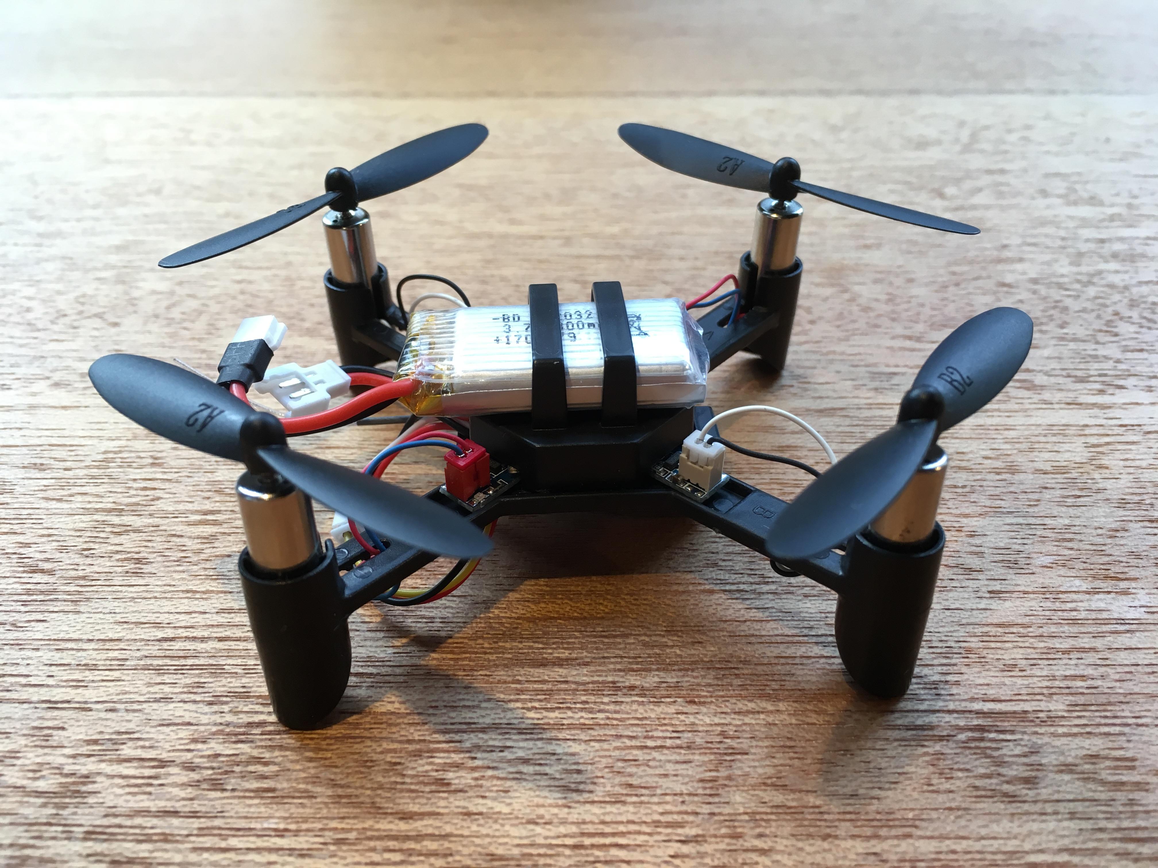 トイドローンLIVE CAM DRONE徹底レビュー