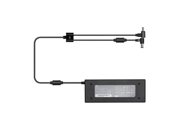 Inspire 2 – 180 Wバッテリー充電器 (標準版、ACケーブルなし)商品イメージ画像01