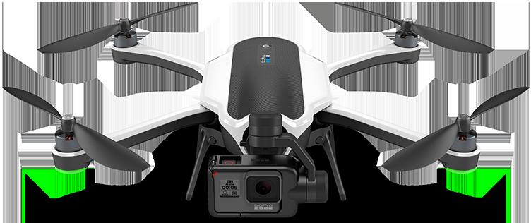 GoPro製ドローンKarmaがHero6を新たに搭載、12月15日より国内発売を開始。