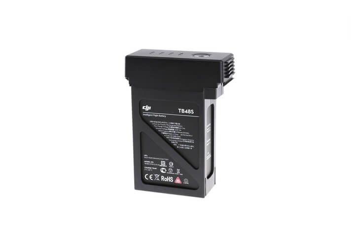 Matrice 600 シリーズ – TB48Sバッテリー (5,700mAh)商品イメージ画像01