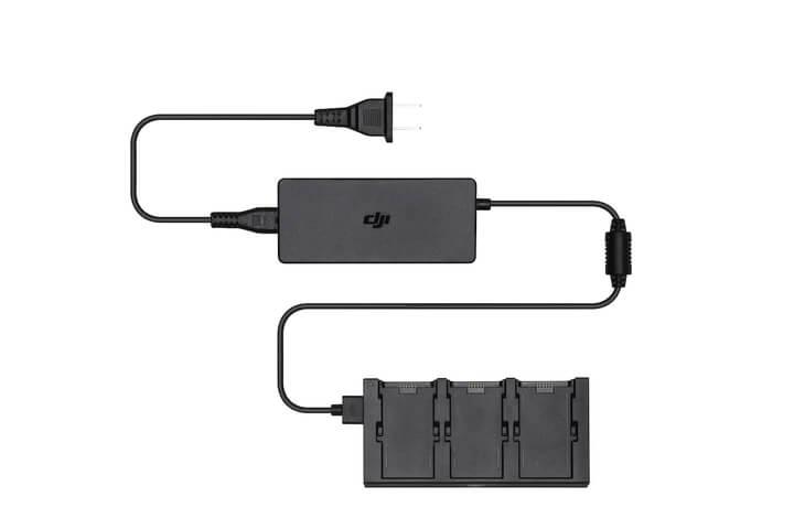 Spark – バッテリー充電ハブ商品イメージ画像01