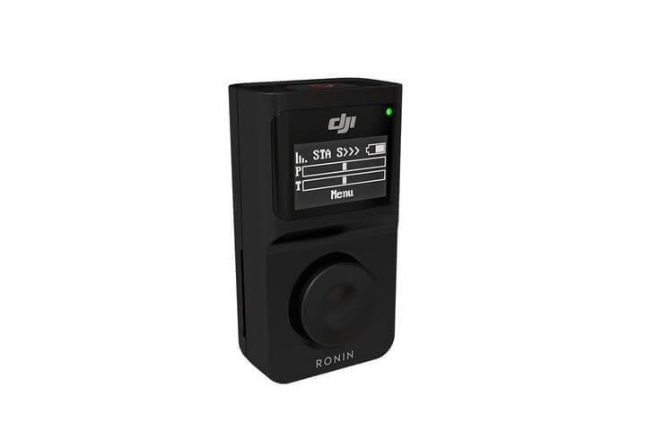 Ronin-M & Ronin-MX 用ワイヤレス親指コントローラー商品イメージ画像01