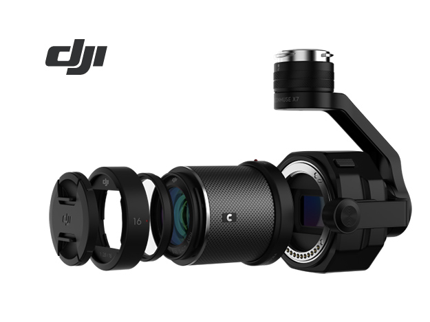 【DJI ZenmuseX7発表】Inspire2ユーザー必見、6K対応シネマカメラが新発売