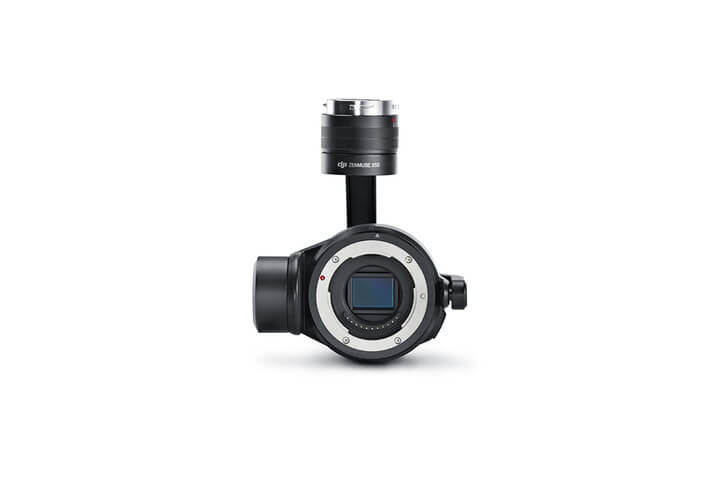 Zenmuse X5S Gimbal and Camera (レンズなし)商品イメージ画像01