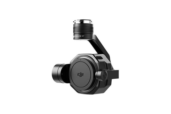 Zenmuse X7 (レンズなし)商品イメージ画像01