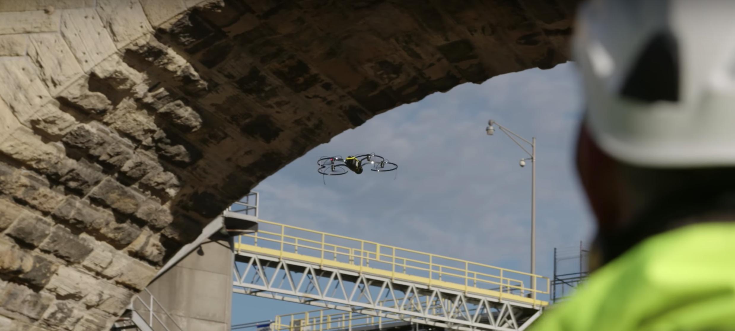 橋梁点検にドローン活用。老朽化に直面したアメリカ・ミネソタ州の事例