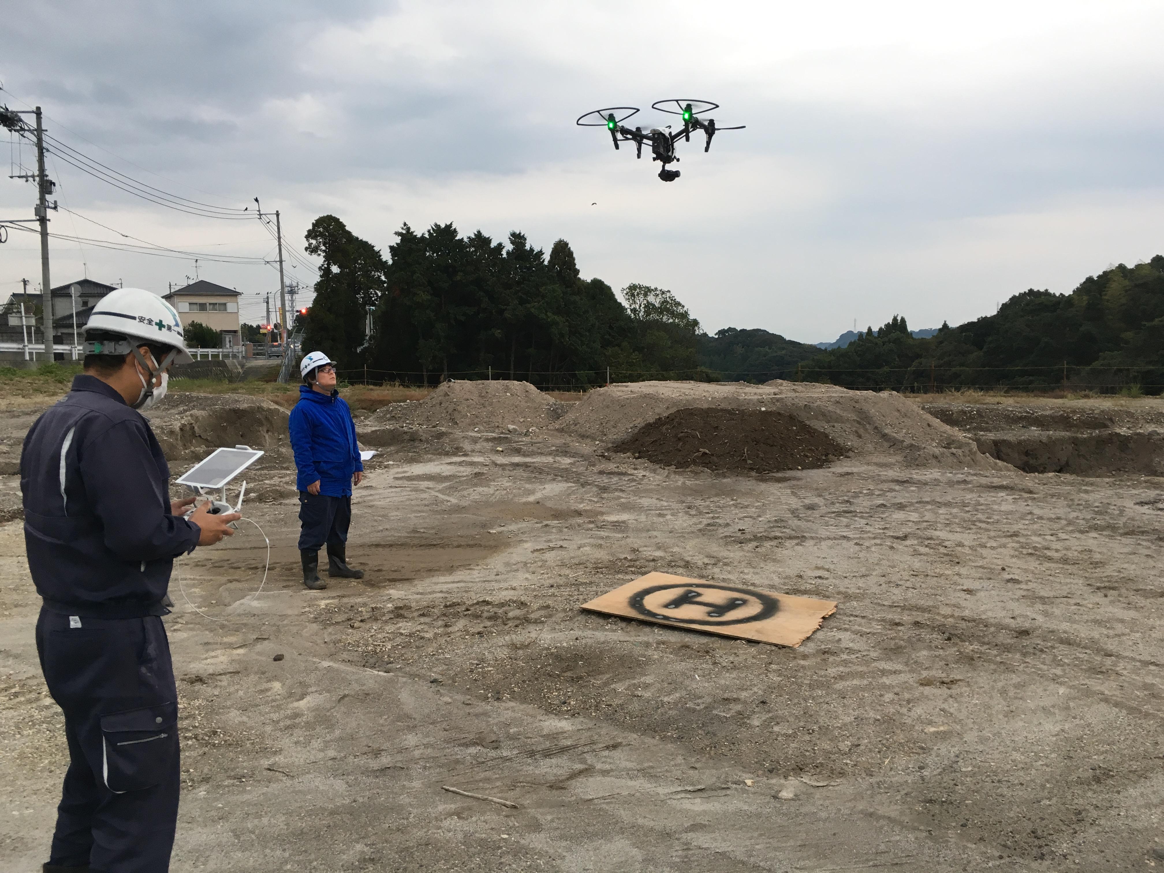 ドローン(UAV)を用いた測量が普及した背景とは? i-Constructionを徹底解説!