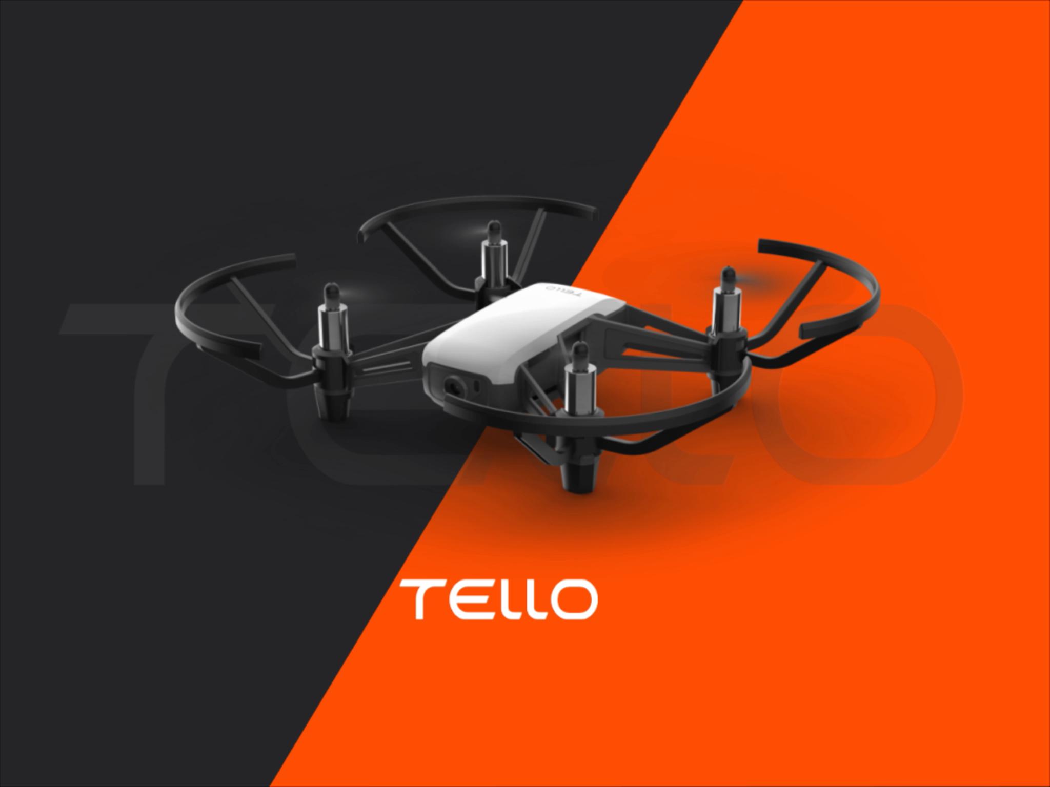 【トイドローン】Telloの開封~初期設定~飛行までを徹底レビュー