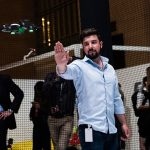 drone-palm-control
