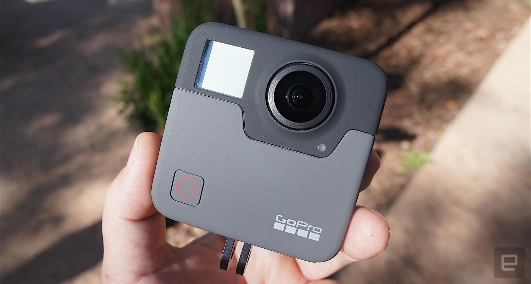 新発売GoPro Fusionは360度カメラに?プロがスペックを解説!