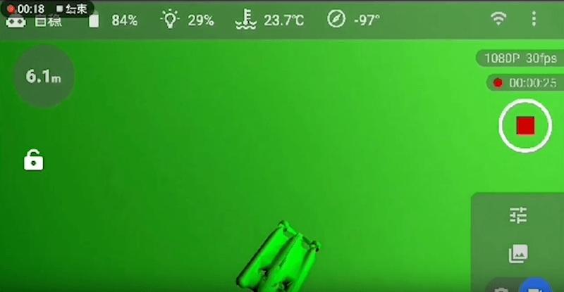 Gladius Advanced Pro 水中ドローン 撮影テスト【100m Depth Test】