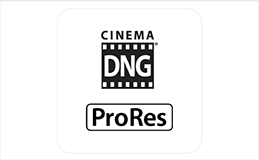 CinemaDNG & Apple ProRes アクティベーションキー ×1