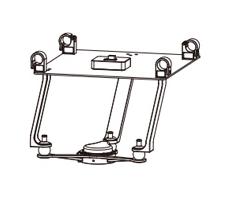 Zenmuse Z30 Mounting Kit