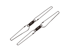 2195 Foldable Propeller (8200ft / 2500m ASL + Only)