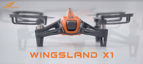 Wingsland X1 紹介