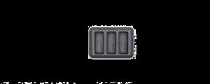 バッテリー充電ハブ