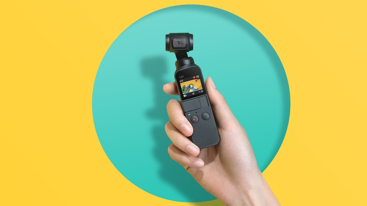 DJI - Meet Osmo Pocket