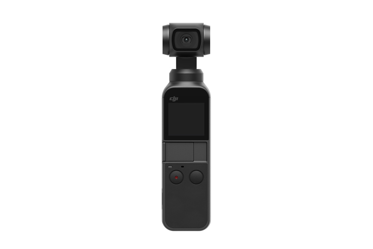 Osmo Pocket商品イメージ画像01