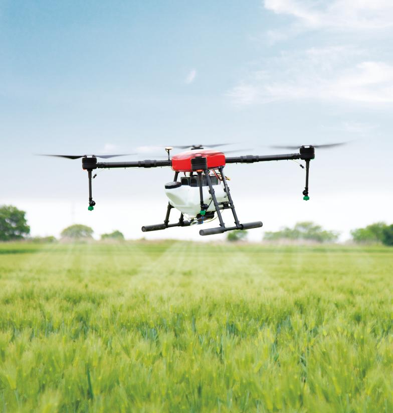 農薬散布ドローン「FLIGHTS-AG」 西日本最大の農業総合展「第3回 農業Week大阪」に出展