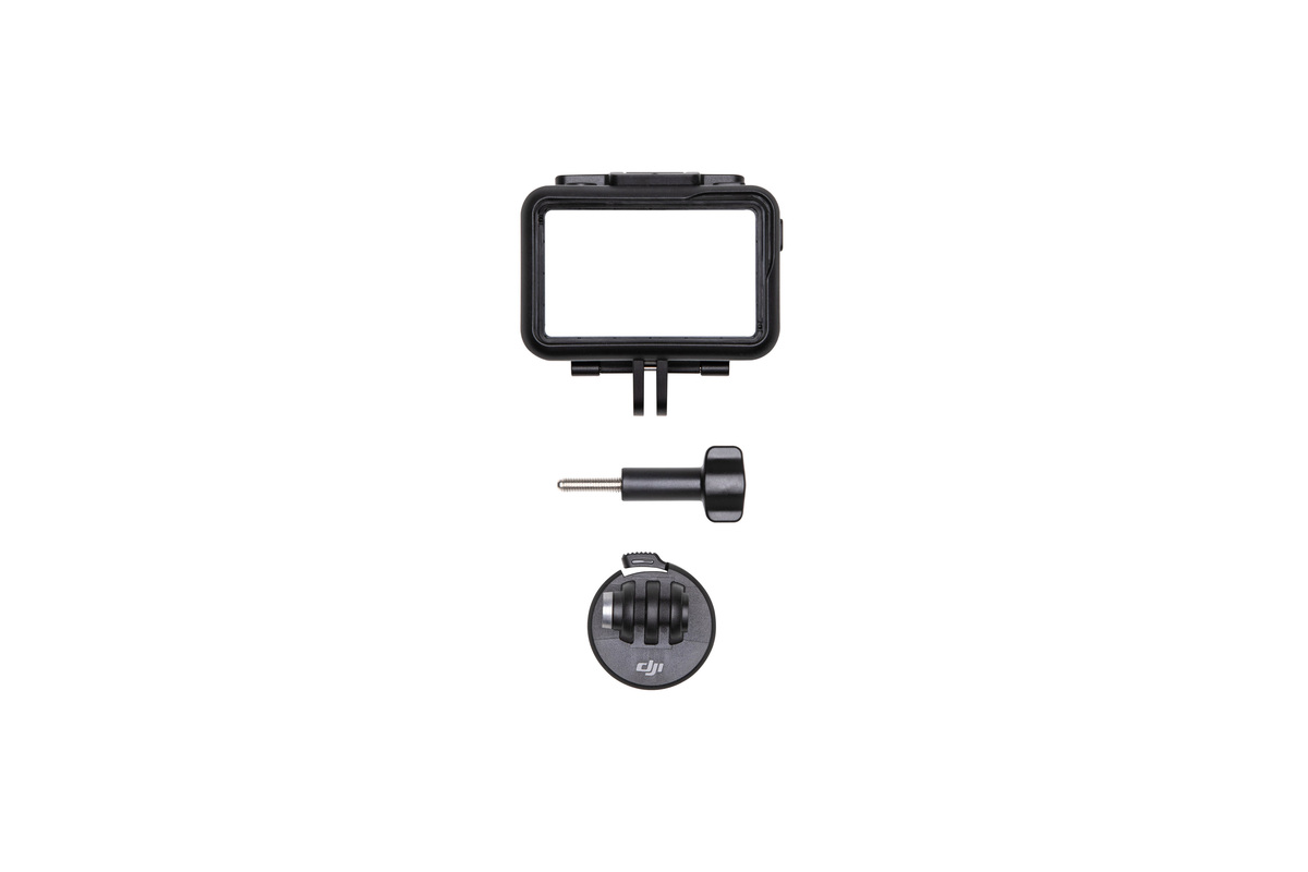 osmo action camera frame kit